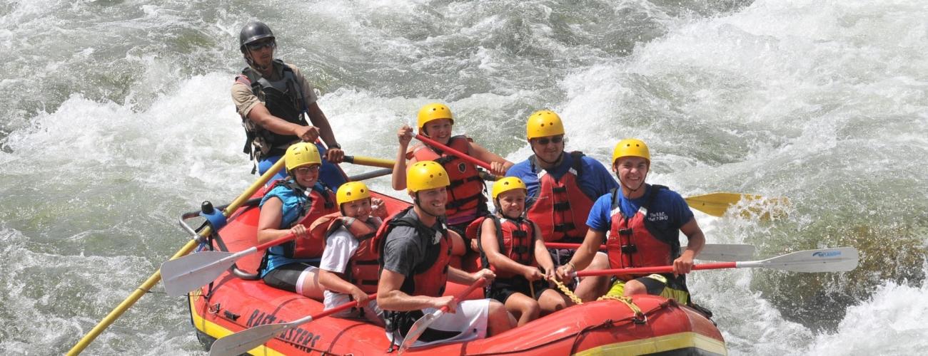 Raft Masters Rafting