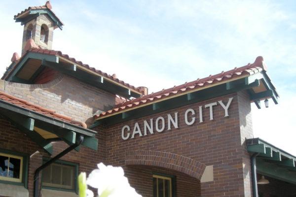 Canon-City-Santa-Fe-Railroad-Depot