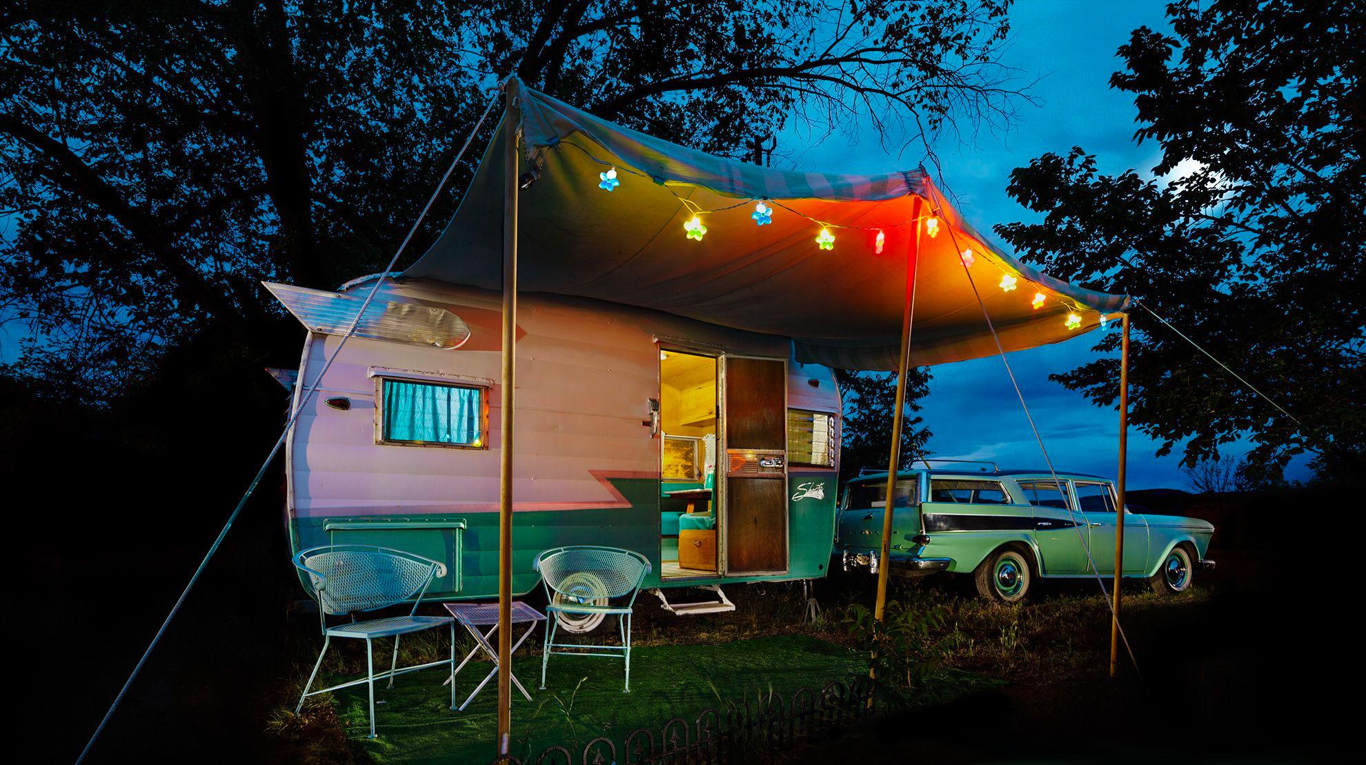The Starlite Classic Campground