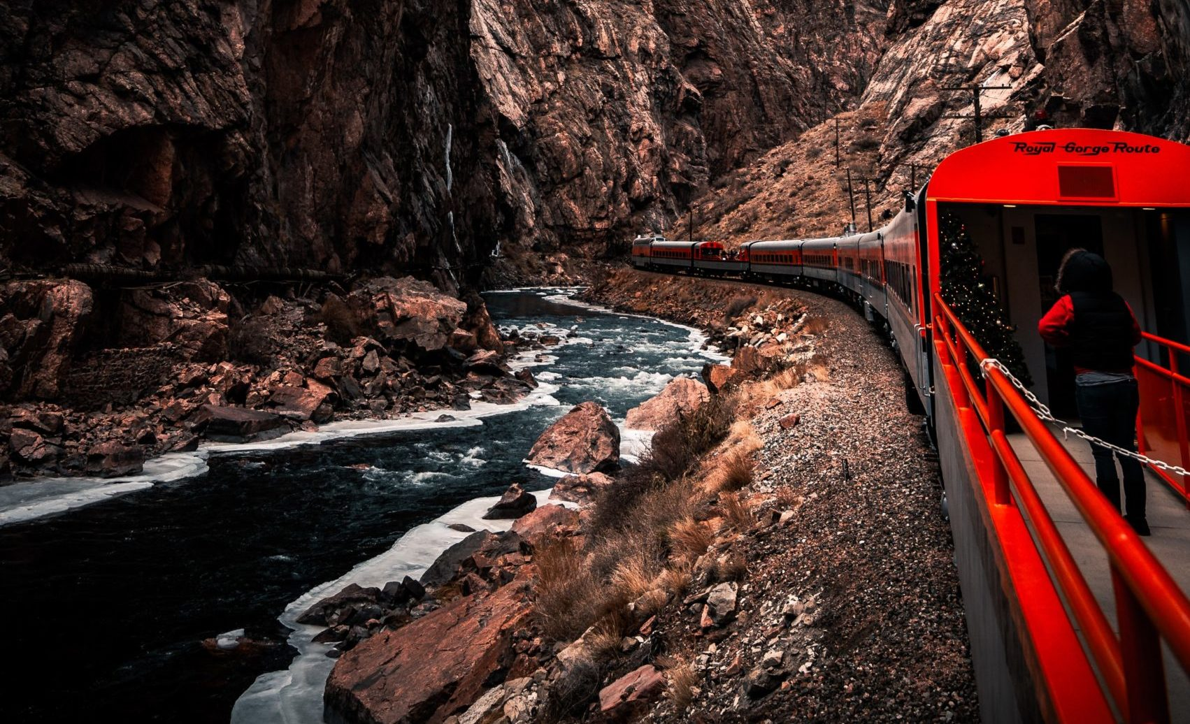 Sights You'll Find on the Royal Gorge Route